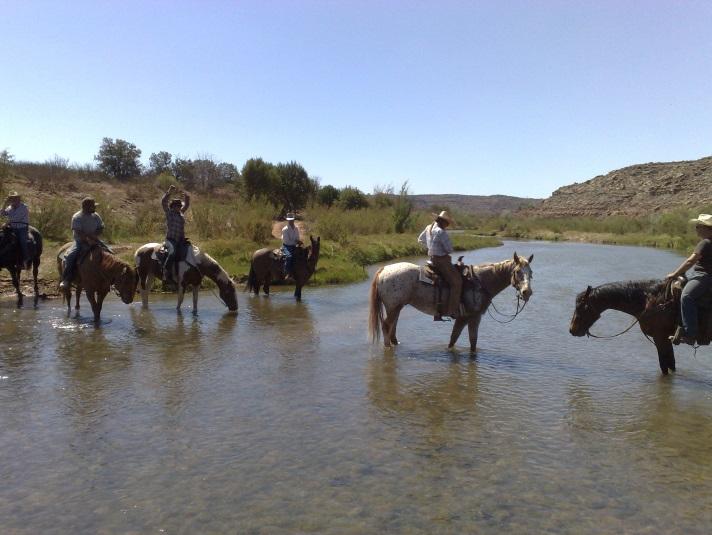 The Pecos Valley New Mexico